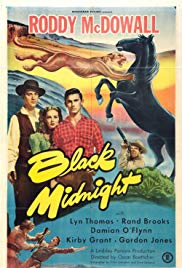 Watch Free Black Midnight (1949)