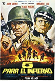Watch Free Five for Hell (1969)