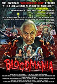 Watch Free Herschell Gordon Lewis BloodMania (2015)
