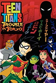 Watch Free Teen Titans: Trouble in Tokyo (2006)