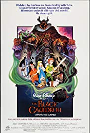 Watch Free The Black Cauldron (1985)