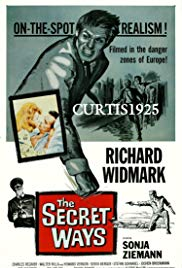 Watch Free The Secret Ways (1961)