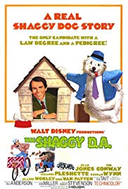 Watch Free The Shaggy D.A. (1976)