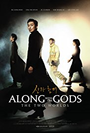 Watch Free Along with the Gods: The Two Worlds (2017)