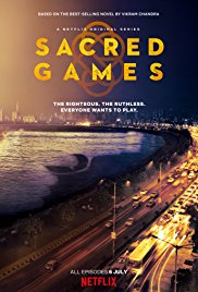 Watch Free Sacred Games (2017)