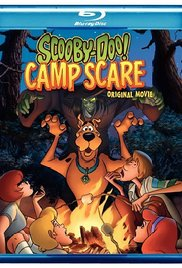 Watch Free ScoobyDoo! Camp Scare (2010)