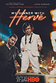 Watch Free My Dinner with Hervé (2018)