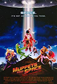 Watch Free Muppets from Space (1999)