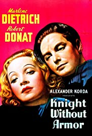 Watch Free Knight Without Armor (1937)