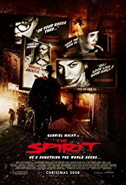 Watch Free The Spirit (2008)