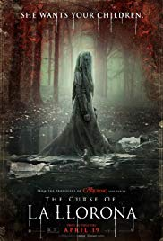 Watch Free The Curse of La Llorona (2019)