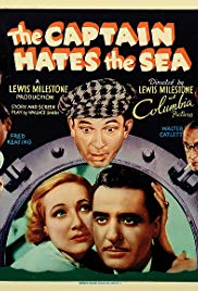Watch Free The Captain Hates the Sea (1934)